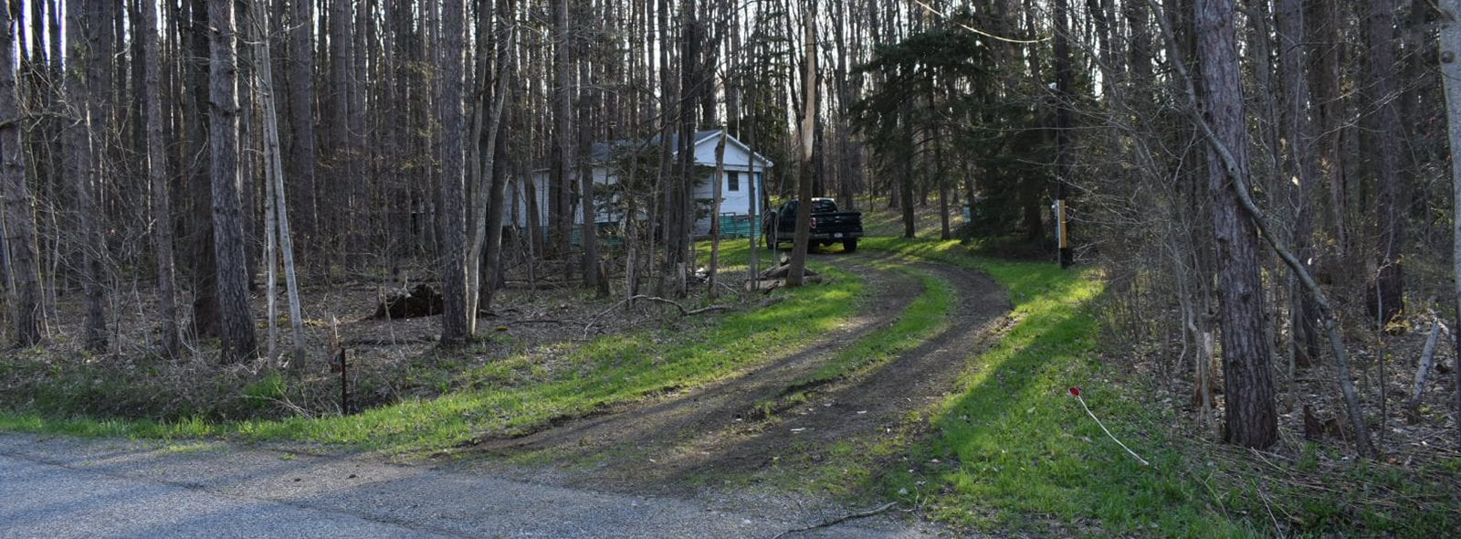 Driveway and Camp